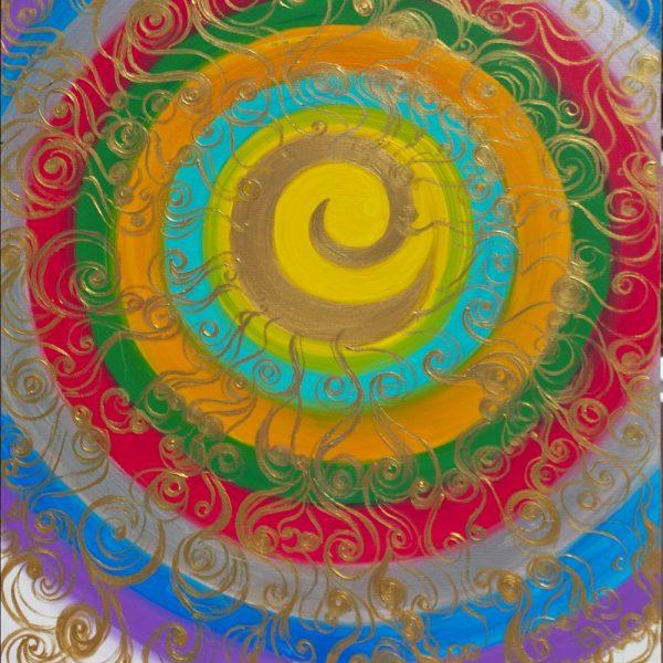 El sol de la paz universal