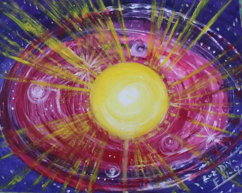 El sol del infinito