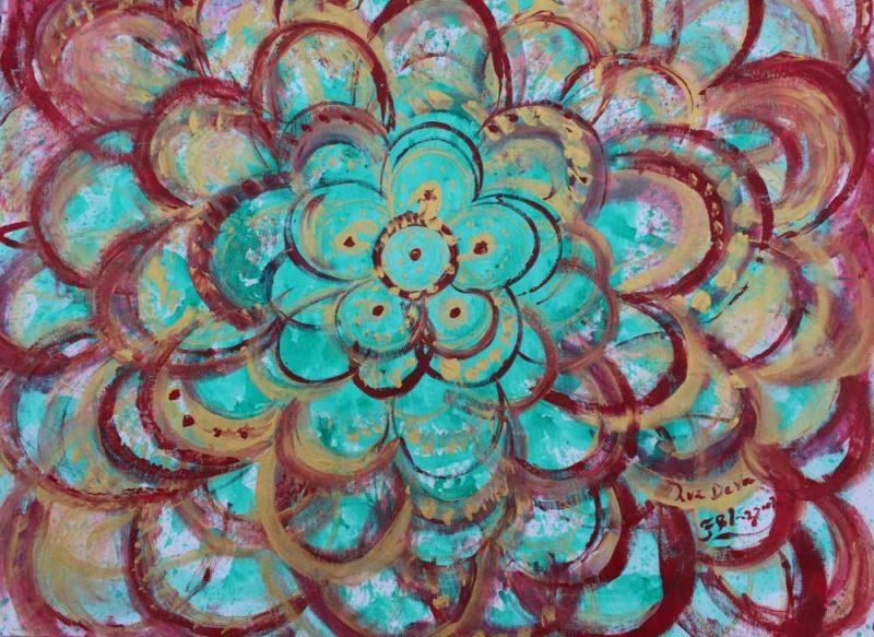 La expansión infinita de la flor esencial
