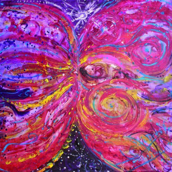 La mariposa del multiverso.