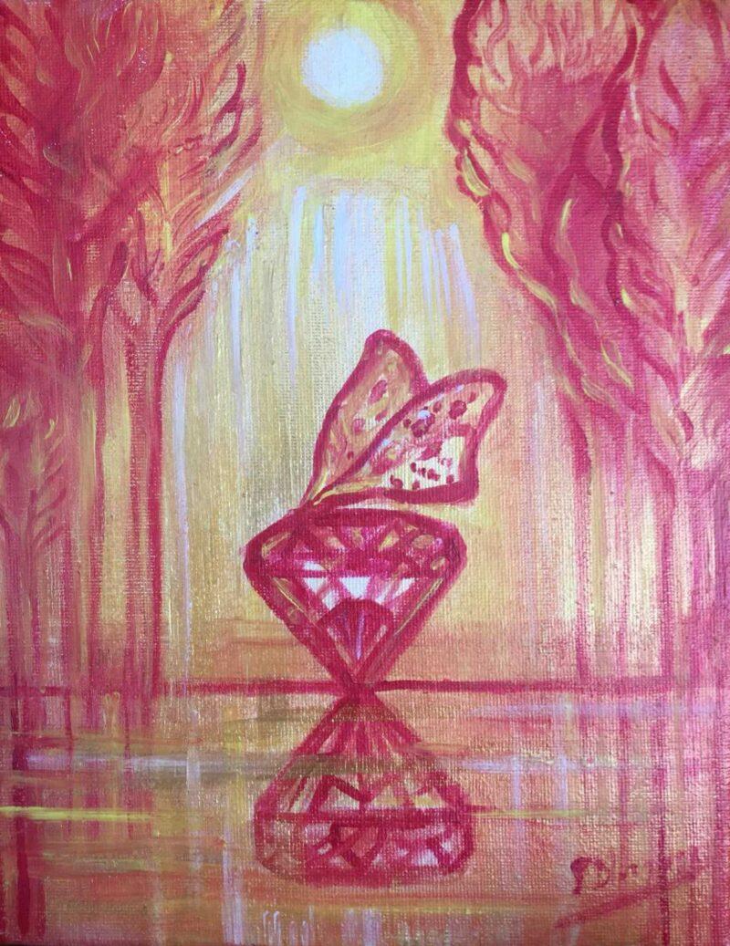 La Mariposa diamante